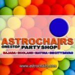 Astrochairs Party Shop