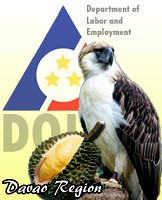Department of Labor and Employment DOLE XII Davao Region