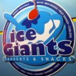 Ice Giants Desserts and Snacks