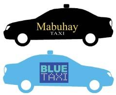 Mabuhay Taxi Blue Black Taxi Davao