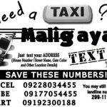 Maligaya Taxi