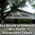 Redemptorist Church | Our Mother of Perpetual Help Parish