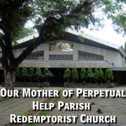 Our Mother of Perpetual Help Parish Redemptorist Church Davao