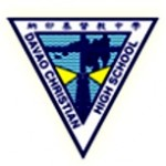 Davao Christian High School (DCHS) logo