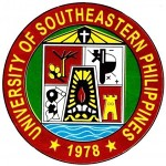 University of SouthEastern Philippines seal logo