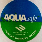 AQUA Safe Purified Drinking Water