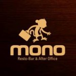 Mono Restobar and After Office logo