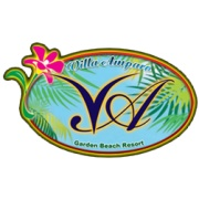 Villa Amparo Garden Beach Resort logo