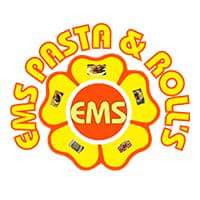 EMS Pasta and Rolls