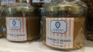 Florence Home Durian Caramel spread for sale