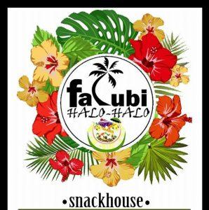 Falubi Halo Halo Snack house Mabini Artiaga