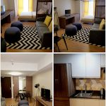 FOR RENT: Furnished Condo Studio Unit at Abreeza's Place