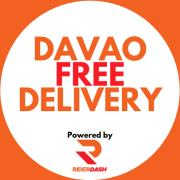Davao Free Delivery by Rider Dash